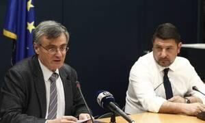 Κορονοϊός: Τσιόδρας και Χαρδαλιάς παίρνουν «ρεπό» - Πότε ξαναβγαίνουν για ενημέρωση;