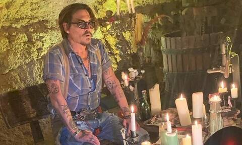 Johnny Depp: Έφτιαξε Instagram και έγινε χαμός- Δεν φαντάζεστε πόσοι τον ακολούθησαν σε λίγες ώρες!