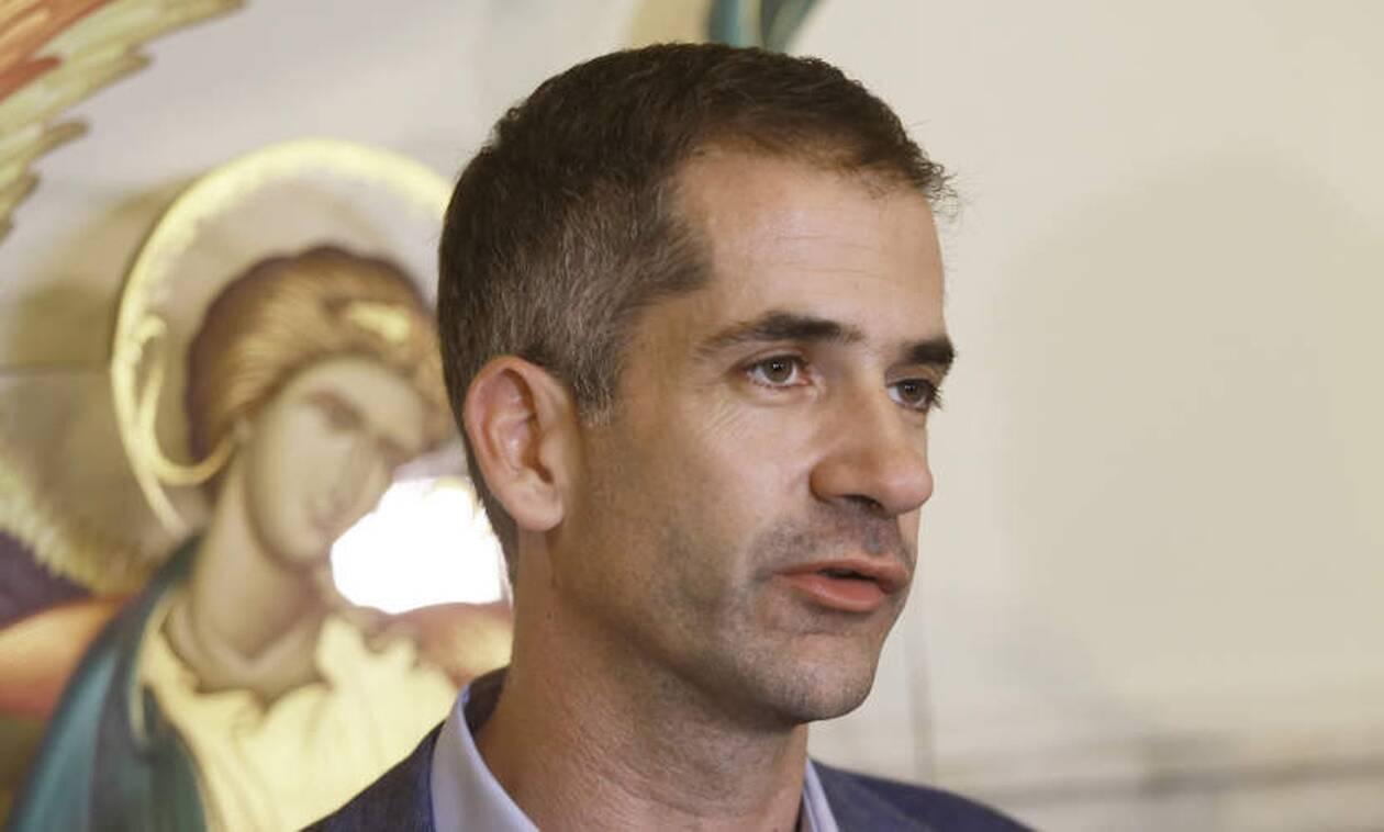 Κώστας Μπακογιάννης: Το μήνυμά του για το Πάσχα με Μάριο Φραγκούλη