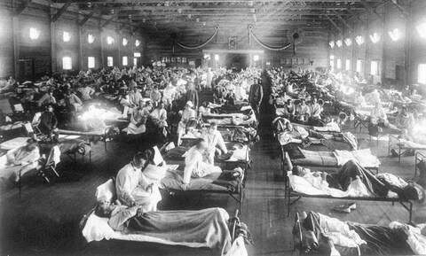 Ισπανική γρίπη: Τα ολέθρια λάθη του 1918 που δεν πρέπει να επαναλάβουμε το 2020 με τον κορονοϊό