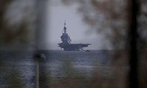 Κορονοϊός Γαλλία: Θρίλερ στο αεροπλανοφόρο Σαρλ Ντε Γκολ! 940 ναύτες θετικοί στον Covid 19