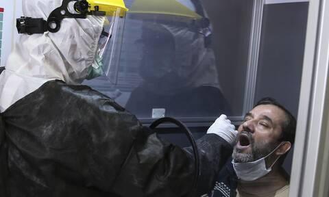 Κορονοϊός Τουρκία: 126 νεκροί σε ένα 24ωρο - 4.353 νέα κρούσματα