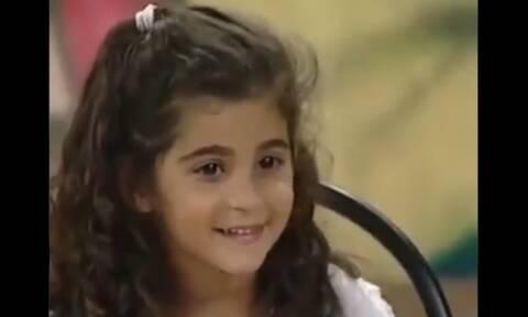 Την αναγνωρίζετε; Είναι πρωταγωνίστρια σε μία από τις διασημότερες σειρές του κόσμου (pics+vid)
