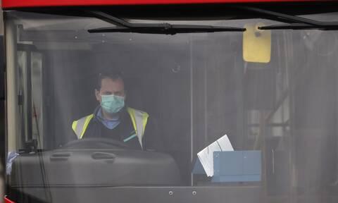Κορονοϊός Βρετανία: Περαιτέρω προστασία στα λεωφορεία του Λονδίνου, μετά τον θάνατο 20 οδηγών