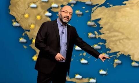 Καιρός: Προσοχή! Ερχεται τριήμερη επιδείνωση με βροχές και χιόνια... Προειδοποίηση Αρναούτογλου!