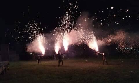 Κορονοϊός - Αγρίνιο: Οι χαλκουνάδες τήρησαν το έθιμο και «έσπασαν» την καραντίνα