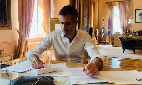 Κώστας Μπακογιάννης στο CNN Greece: Η υγειονομική κρίση βρήκε το Δήμο της Αθήνας προετοιμασμένο