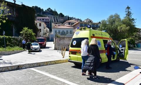 Θρίλερ στο Ναύπλιο: Βρέθηκε πτώμα άνδρα κοντά στην παραλία (pics)