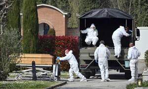 Κορονοϊός – Μιλάνο: Ο Covid-19 σκότωσε έξι φορές περισσότερους από τους βομβαρδισμούς του Β' ΠΠ