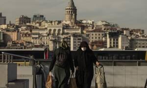 Κορονοϊός – Τουρκία: Δραματική κατάσταση! 121 νεκροί σε ένα 24ωρο - Ξεπέρασε το Ιράν σε κρούσμαα