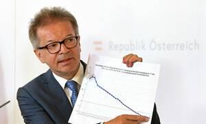 Κορονοϊός Αυστρία: Θετικά εκτιμά ο υπουργός Υγείας την μειωτική τάση στην εξέλιξη του ιού