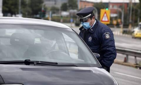 Κορονοϊός - Απαγόρευση κυκλοφορίας: Δείτε πόσους έγραψε η Αστυνομία για άσκοπες μετακινήσεις