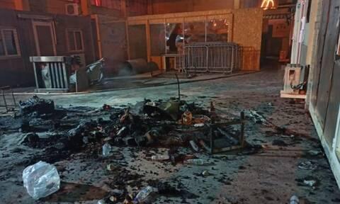Χίος: Συλλήψεις και προσαγωγές για τα σοβαρά επεισόδια στη ΒΙΑΛ (pics+vid)
