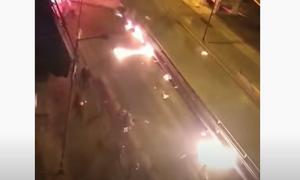 Κορονοϊός - Nέος Κόσμος: Σκηνικό πολέμου με μολότοφ και φέτος στους δρόμους μετά την Ανάσταση