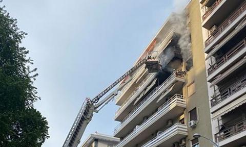 Σοκ στη Θεσσαλονίκη: 45χρονος φέρεται να έκαψε ζωντανό τον κατάκοιτο πατέρα του