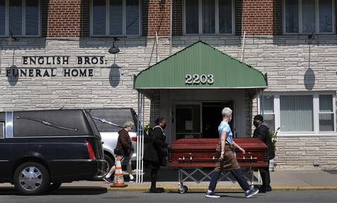 Κορονοϊός - Τραγωδία δίχως τέλος στις ΗΠΑ: Οι θάνατοι ξεπέρασαν τους 40.000