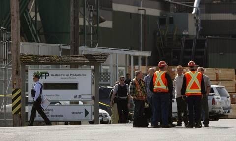 Μακελειό στον Καναδά: Ένοπλος σκότωσε τουλάχιστον 10 ανθρώπους στην επαρχία της Νέας Σκωτίας