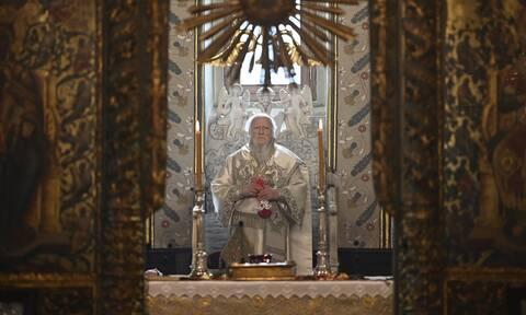 Πατριάρχης Βαρθολομαίος: Συνεχίζουμε να μεταδίδουμε φως Χριστού και να κηρύττουμε αγάπη