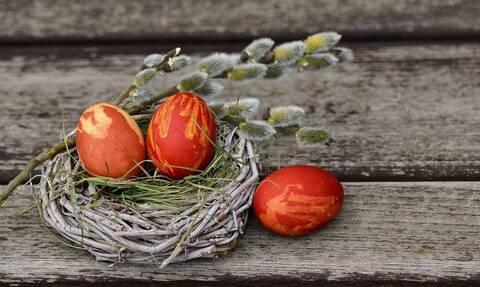 ΠΡΟΣΟΧΗ! Ξέρετε πόσο διαρκούν τα πασχαλινά αυγά εκτός ψυγείου;