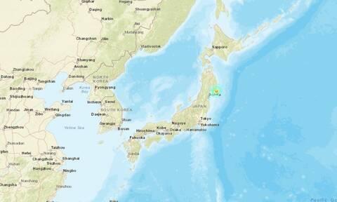 Ισχυρός σεισμός 6,4 Ρίχτερ στα ανοικτά των ανατολικών ακτών της Ιαπωνίας