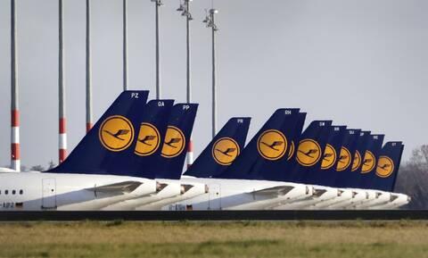 Κορονοϊός: Οι γερμανικές αεροπορικές εταιρείες ζητούν την υποχρεωτική χρήση της μάσκας