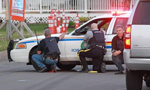 Μακελειό στον Καναδά: Στους 13 οι νεκροί από τα πυρά ενόπλου σε διάφορες τοποθεσίες στη Νέα Σκοτία