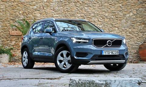 To Volvo XC40 T3 των 1.500 κυβικών και των 163 ίππων είναι ακόμα καλύτερο ως αυτόματο