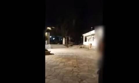 Πάσχα 2020: Ανάσταση στα Ζωνιανά - Καταιγισμός πυρών μόλις ο ιερέας είπε το «Χριστός Ανέστη»