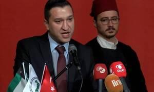 Ενώπιον της Δικαιοσύνης ο μειονοτικός δήμαρχος για τον ανθελληνικό του λόγο μέσα στην Τουρκία