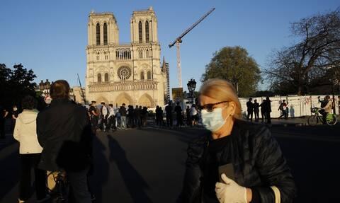 Κορονοϊός Γαλλία: Μόνο θάνατος! Πάνω από 20.000 οι νεκροί - 547 άνθρωποι έχασαν την ζωή τους σήμερα