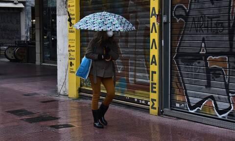 Καιρός: Βροχές και πτώση της θερμοκρασίας την Τρίτη - Πού θα χιονίσει (χάρτες)
