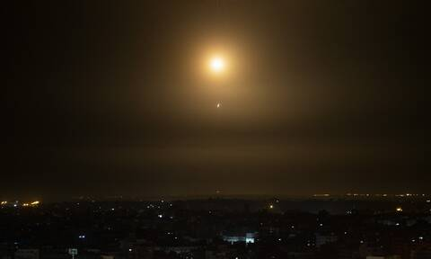 Συρία: Η αντιαεροπορική άμυνα κατέρριψε πυραύλους από το Ισραήλ