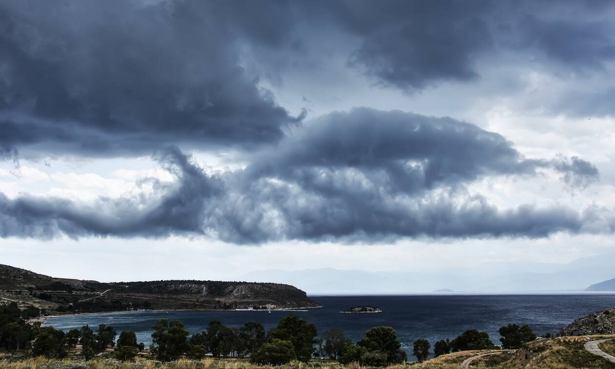 Άνοιξη τέλος: Τρίτη με πτώση της θερμοκρασίας, βροχές και πολλά μποφόρ - Πού θα χιονίσει (pics)