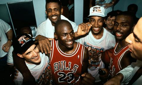 The Last Dance: Τίποτα δεν μπορεί να χαλάσει την εικόνα του Michael Jordan