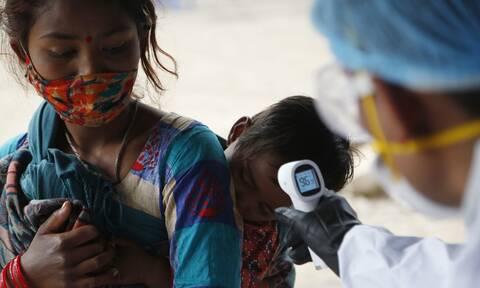Κορονοϊός - Προσοχή: Τα χαρακτηριστικά της μόλυνσης του φονικού ιού στα παιδιά