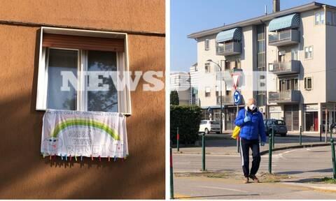 Κορονοϊός - Φωτορεπορτάζ του Newsbomb.gr: Έρημη πόλη η Βενετία λόγω Covid 19
