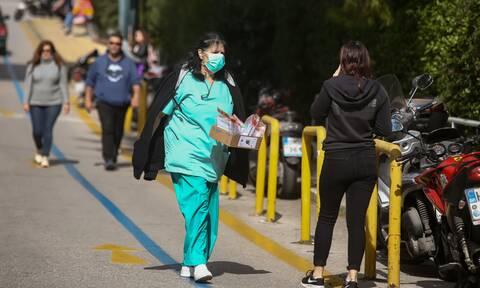Κορονοϊός - Θλίψη για τον 35χρονο στη Θεσσαλονίκη: Δεν έπασχε από κάτι λένε γιατροί στο Newsbomb.gr