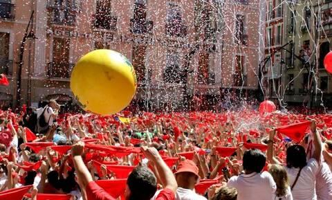 Κορονοϊός: Σταμάτησε έθιμο από τον 14ο αιώνα στην Ισπανία (vid+pics)
