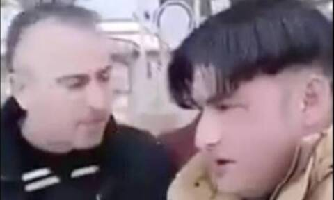 Παρέμβαση εισαγγελέα για τον οπαδό που ανάγκασε μουσουλμάνο να κάνει τον σταυρό του
