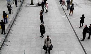 Κορονοϊός-«Μαύρες» προβλέψεις για την Ευρώπη:Το lockdown μπορεί να πλήξει το 1/4 των θέσεων εργασίας