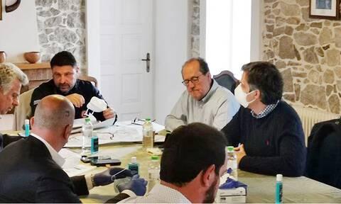 Κορονοϊός - Κρανίδι: Όλα τα περιοριστικά μέτρα για τις επόμενες 14 ημέρες