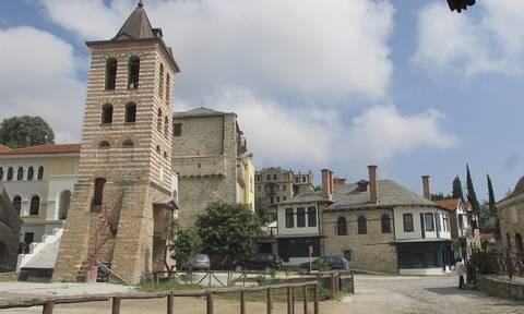 Κορονοϊός: Παρατείνεται έως τις 30 Απριλίου η αναστολή επισκέψεων στο Άγιο Όρος