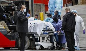 Κορονοϊός - Σαρώνει ο COVID-19 τις ΗΠΑ: 2.751 νεκροί τις τελευταίες 24 ώρες