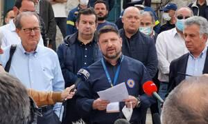 Κορονοϊός: Σε συναγερμό το Κρανίδι μετά τα 150 κρούσματα – Σκηνές του στρατού έξω από το ξενοδοχείο