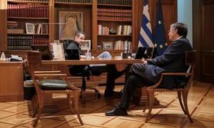 Κορονοϊός: Στο γραφείο του Μητσοτάκη η εισήγηση της task force για την επιστροφή στην κανονικότητα