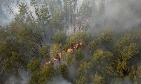 Πυρκαγιά Τσερνόμπιλ: Απειροελάχιστη η ποσότητα ραδιενέργειας που βρέθηκε στην Ελλάδα