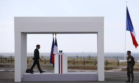 Κορονοϊός Γαλλία: Ακυρώνονται οι πτώσεις αλεξιπτωτιστών στους εορτασμούς  της D Day στη Νορμανδία