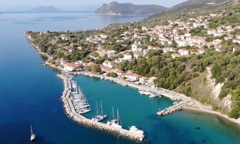 Αυτό είναι το μικρό νησάκι που είχε μεγάλη συμβολή στην Ελληνική Επανάσταση (vid)