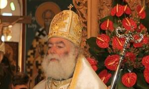 Χωρίς πιστούς ο εορτασμός της Ροτόντας του Αγίου Γεωργίου - Παρουσία του Πατριάρχη Αλεξανδρείας