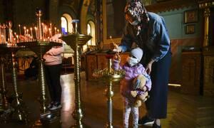 Κορονοϊός Ουκρανία: Τέσσερα μοναστήρια Ορθόδοξης Εκκλησίας σε καραντίνα